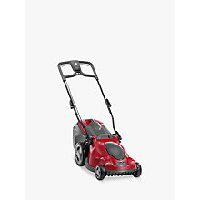 Buy Mountfield Princess 38 Electric 4 Wheel Rear Roller Lawnmower Online at johnlewis.com