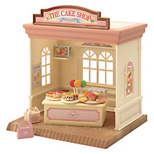 Buy Sylvanian Families The Cake Shop Online at johnlewis.com