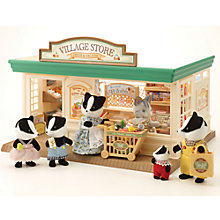 Buy Sylvanian Families Village Store Online at johnlewis.com