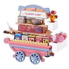 Buy Sylvanian Families Village Candy Cart Online at johnlewis.com