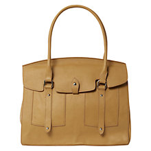 Buy Hobbs Alice Tote Bag, Natural Online at johnlewis.com