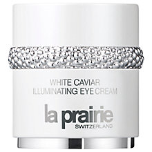 Buy La Prairie White Caviar Illuminating Eye Cream, 20ml Online at johnlewis.com