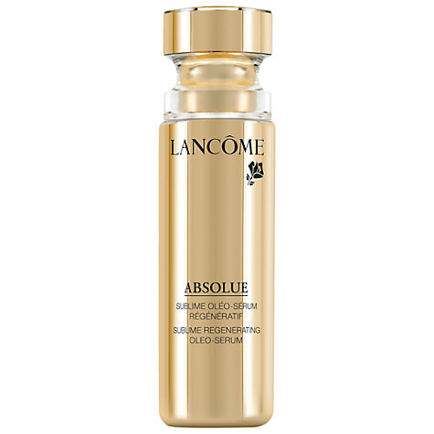Buy Lancôme Absolue Oléo Serum, 30ml Online at johnlewis.com