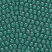 Emerald Textured Lizard Green