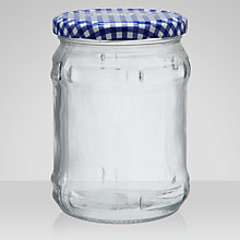 Buy Kilner Twist Top Preserving Jar, 580ml Online at johnlewis.com