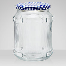 Buy Kilner Twist Top Preserving Jar, 720ml Online at johnlewis.com