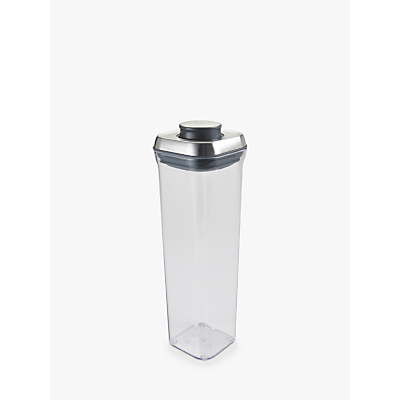 "OXO Good Grips ""POP"" Spaghetti Container, Steel, 2L"
