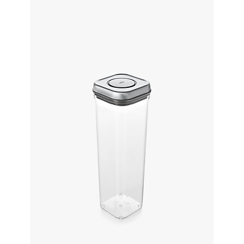 "Buy OXO Good Grips ""POP"" Spaghetti Container, Steel, 2L Online at johnlewis.com"