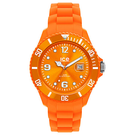 Buy Ice-Watch Sili Unisex Rubber Bracelet Strap Watch Online at johnlewis.com