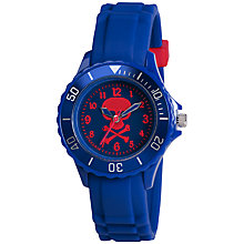 Buy Tikkers Children's Crossbones Watch Online at johnlewis.com