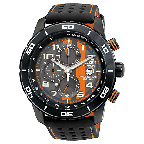 Buy Citizen Men's Primo Eco-Drive Chronograph Watch Online at johnlewis.com