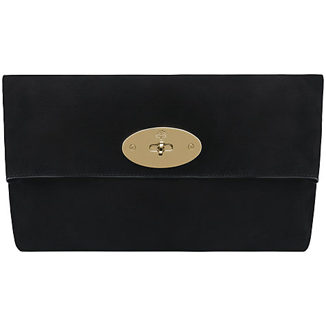 Buy Mulberry Oversized Clemmie Clutch Bag Online at johnlewis.com