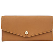 Buy Mulberry Dome Rivet Continental Leather Wallet Online at johnlewis.com