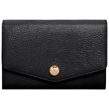 Buy Mulberry Dome Rivet Leather French Purse Online at johnlewis.com