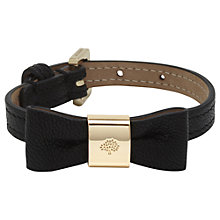 Buy Mulberry Bow Bracelet Online at johnlewis.com