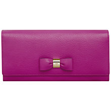 Buy Mulberry Bow Continental Wallet Online at johnlewis.com