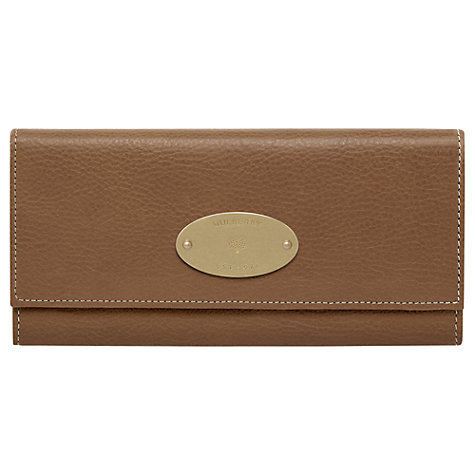 Buy Mulberry Continental Wallet Online at johnlewis.com