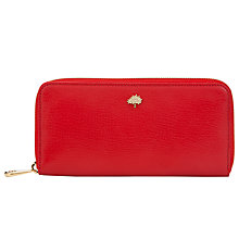 Buy Mulberry Tree Zip Around Wallet Online at johnlewis.com