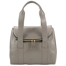 Buy COLLECTION by John Lewis Hayley Leather Large Grab Handbag Online at johnlewis.com