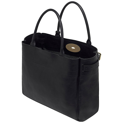 Buy Mulberry Bayswater Leather Tote Handbag Online at johnlewis.com