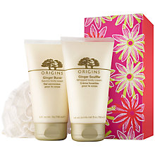Buy Origins Ginger Love Body Wash and Cream Set Online at johnlewis.com
