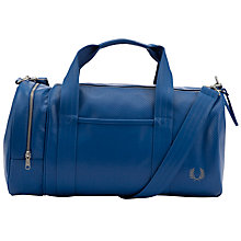 Buy Fred Perry Barrel Tennis Bag Online at johnlewis.com