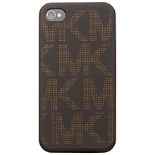 Buy MICHAEL Michael Kors iPhone 4 Cover Online at johnlewis.com