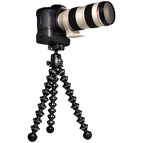 Buy Joby GorillaPod Focus Tripod with Ballhead Attachment Online at johnlewis.com