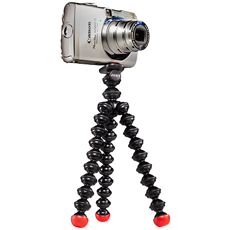 Buy Joby Magnetic Gorillapod Tripod for Compact Cameras Online at johnlewis.com