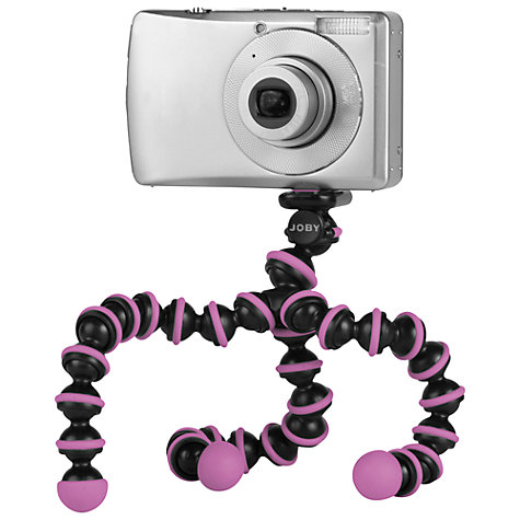 Buy Joby Gorillapod Original Tripod, Fuchsia Online at johnlewis.com