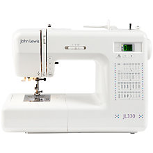 Buy John Lewis JL330 Sewing Machine Online at johnlewis.com