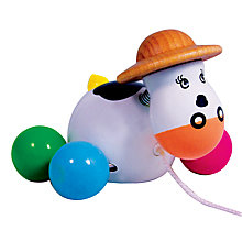 Buy Vilac Rosie the Cow Pull Toy Online at johnlewis.com