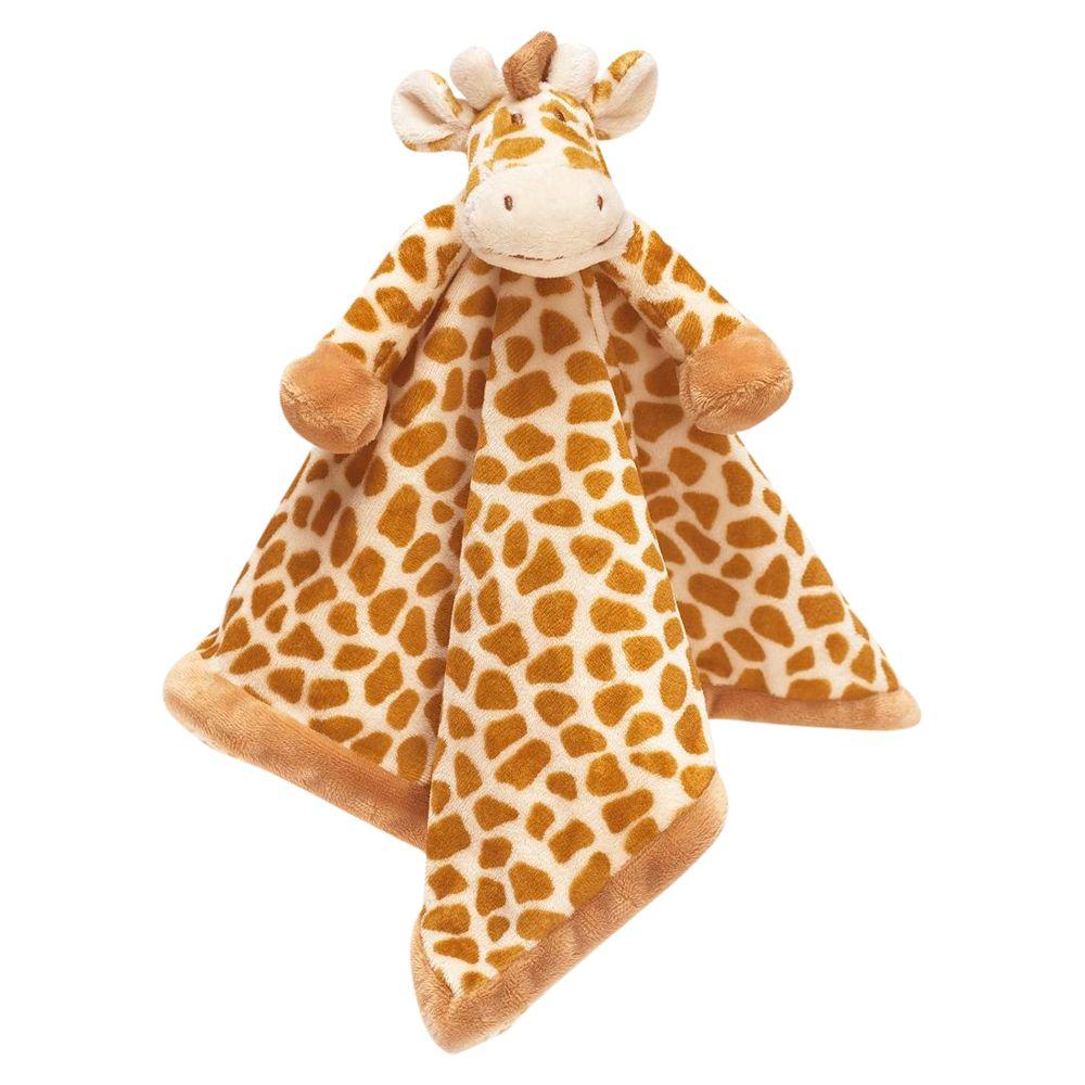 Teddykompaniet Teddykompaniet Giraffe Baby Comforter