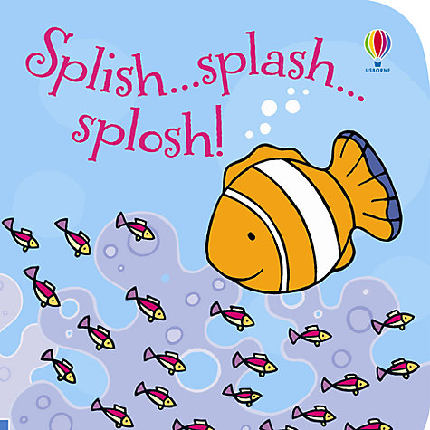 Buy Splish Splash Splosh Bath Book Online at johnlewis.com