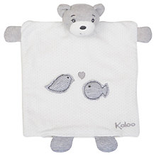 Buy Kaloo Zen Bear Hand Puppet Online at johnlewis.com