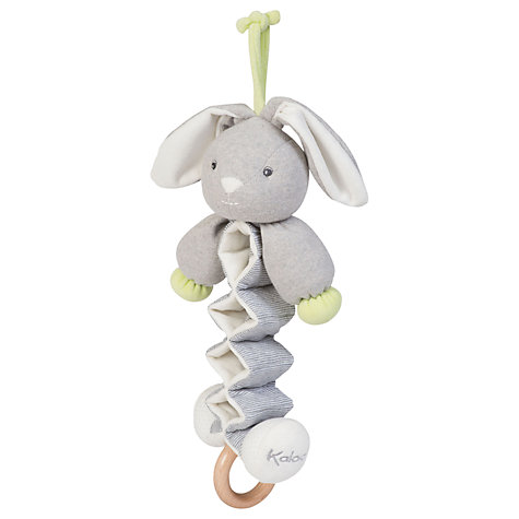 Buy Kaloo Zen Extendible Musical Rabbit Online at johnlewis.com
