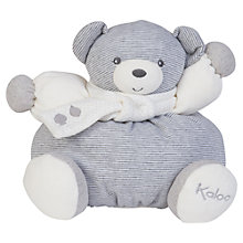 Buy Kaloo Zen Chubby Bear in Scarf, Medium Online at johnlewis.com
