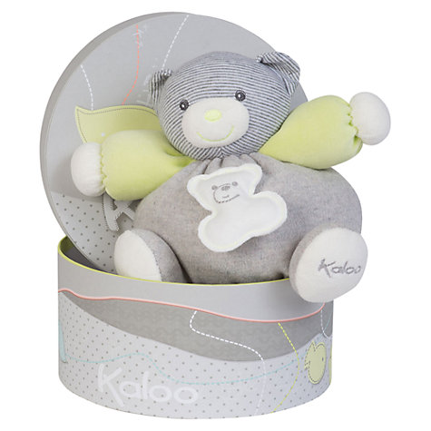Buy Kaloo Zen Chubby Bear, Small Online at johnlewis.com