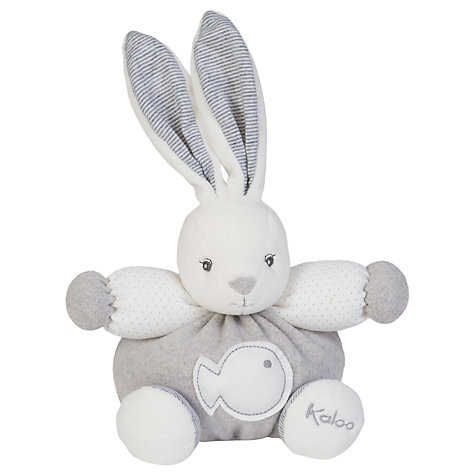 Buy Kaloo Zen Chubby Rabbit, Small Online at johnlewis.com