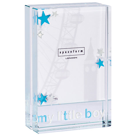 Buy Spaceform My Little Boy Frame Online at johnlewis.com