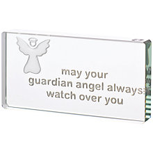 Buy Spaceform Guardian Angel Landscape Token Online at johnlewis.com