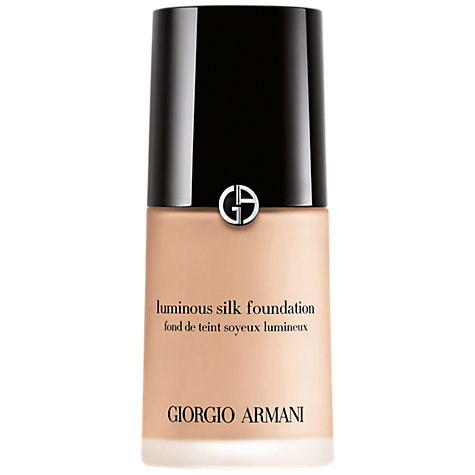 Buy Giorgio Armani Luminous Silk Foundation Online at johnlewis.com