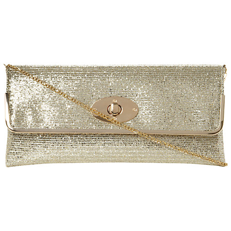 Buy Dune Bostons Glitter Evening Clutch Bag Online at johnlewis.com