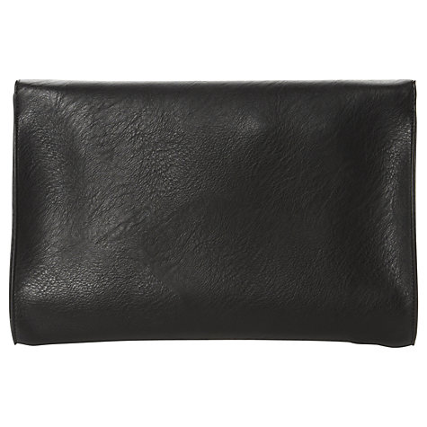 Buy Dune Etassle Stud and Tassel Fold Over Clutch Bag Online at johnlewis.com