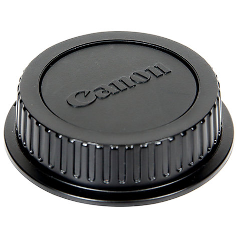 Buy Canon EF Rear Lens Cap Online at johnlewis.com