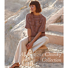 Buy Rowan All Seasons Chunky Collection Brochure, ZB136 Online at johnlewis.com