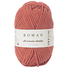 Buy Rowan All Seasons Chunky Yarn Online at johnlewis.com