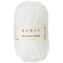 Buy Rowan All Seasons Chunky Yarn, 100g Online at johnlewis.com