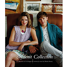 Buy Rowan Softknit Cotton Brochure, ZB129 Online at johnlewis.com