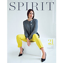 Buy Rowan Spirit Knitting Pattern Online at johnlewis.com
